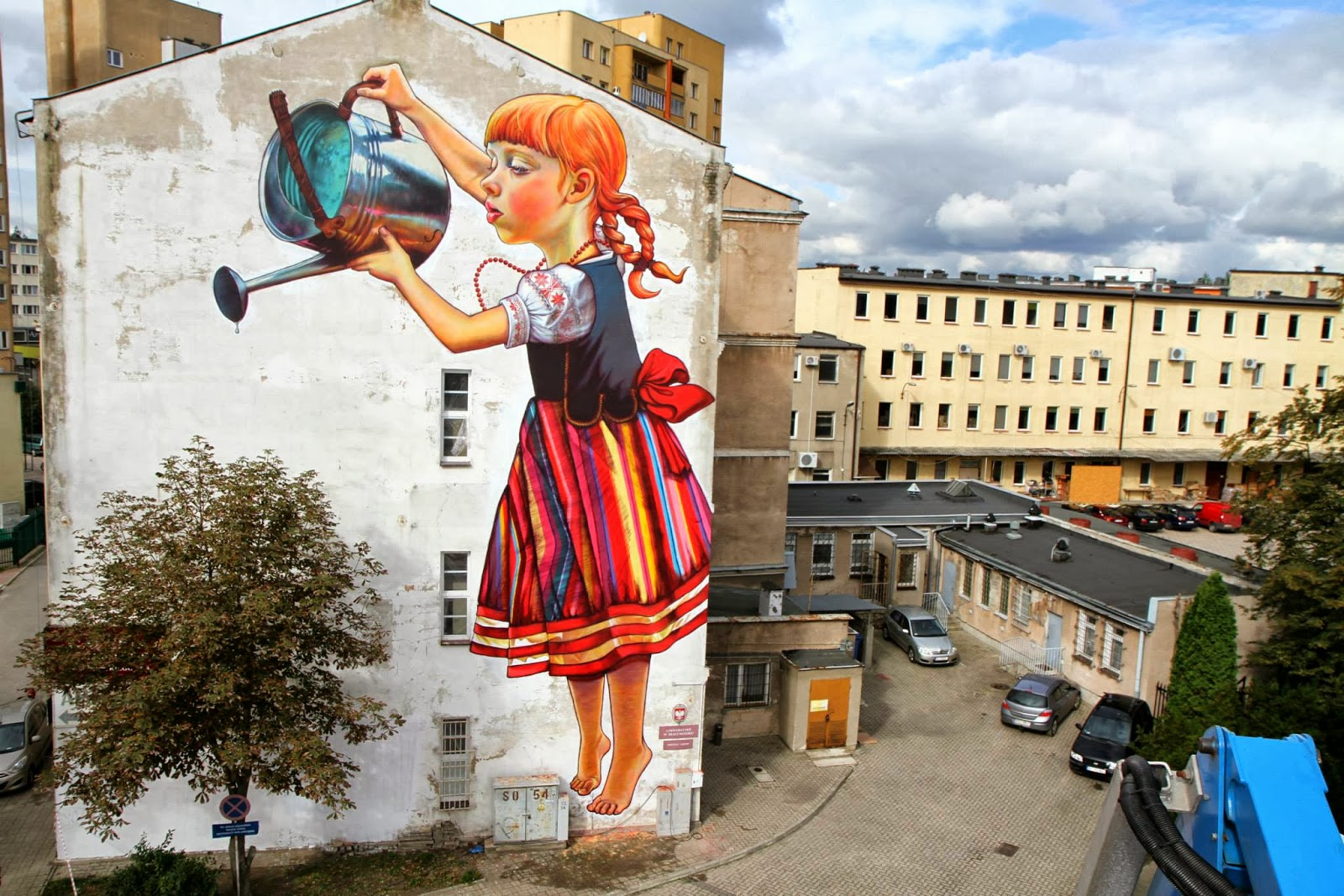 No Limit Street Art Festival In Bor 229 S Sweden Hldaily