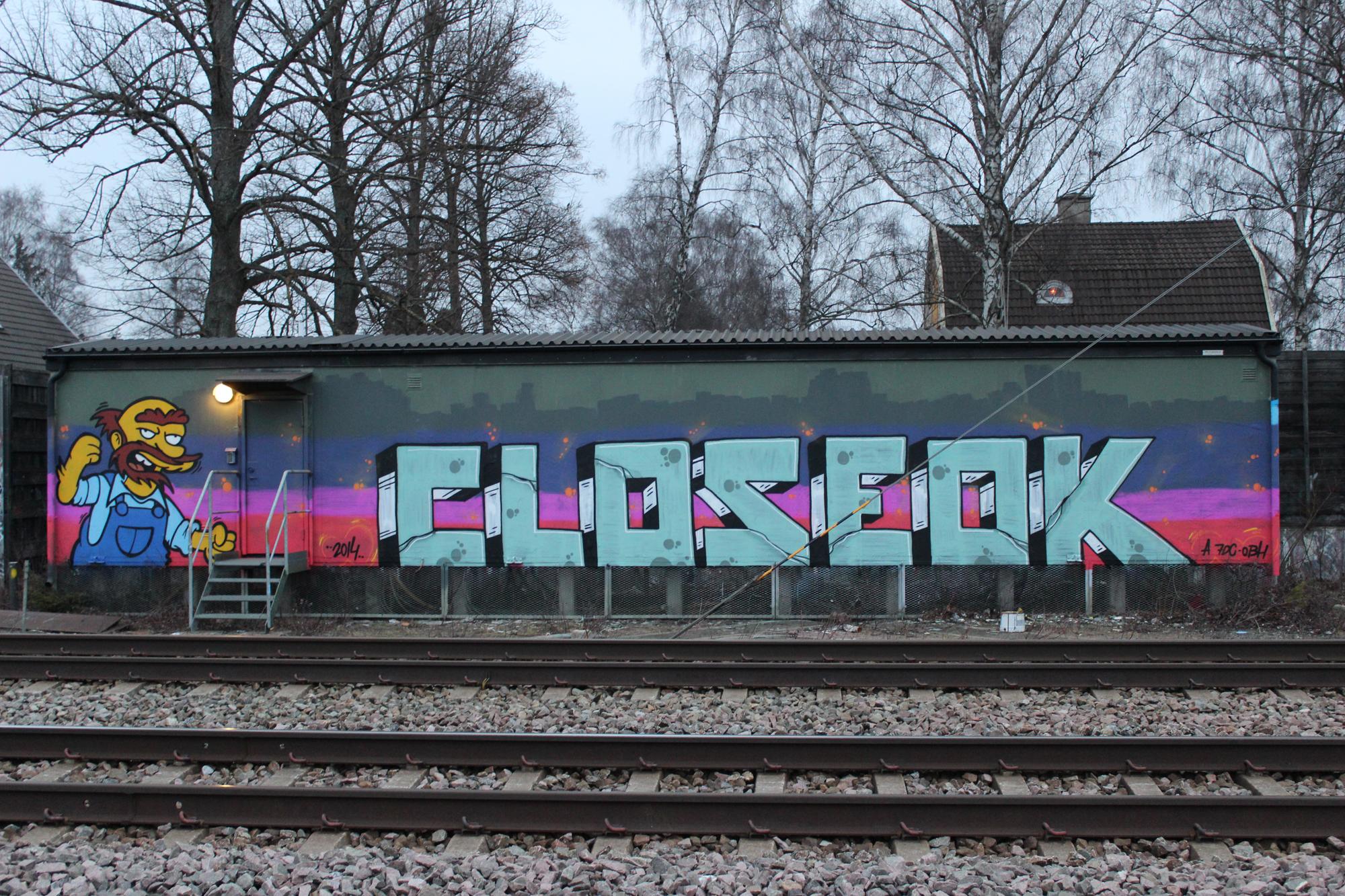 Closeok - Häggvik, 2014