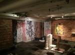 Ligisd exhibition at Urban Artroom in Gothenburg