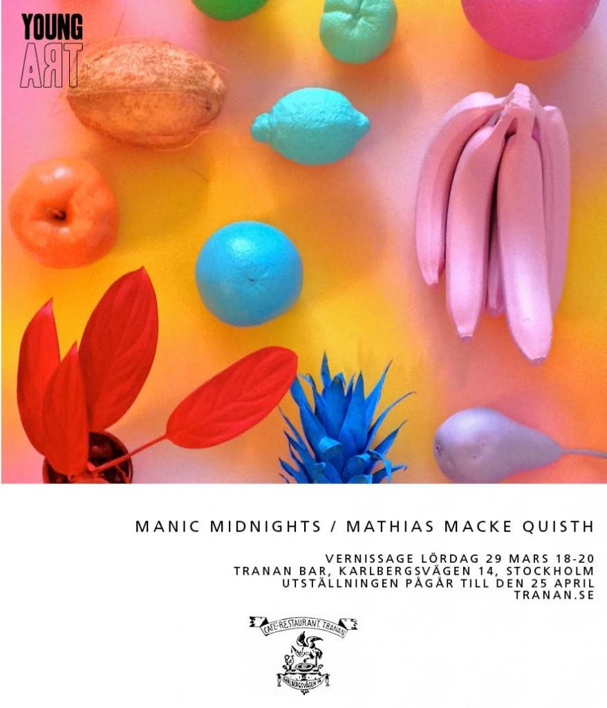 Inbjudan - Mathias Quisth