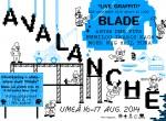 Blade in Umeå
