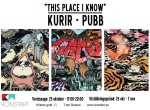 """THIS PLACE I KNOW"" Kurir – Pubb crew"