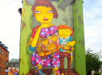 Os Gemeos in Stockholm